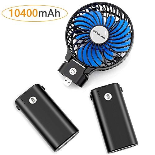 Portable Handheld Battery Fans - 2