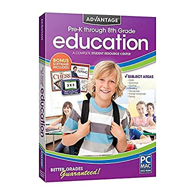 Encore Advantage Education - Pre-K through 8th Grade - A complete Student Resource Center