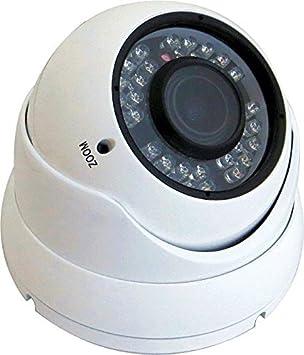 4-in-1 Varifocal cámara de cúpula de Globo Ocular