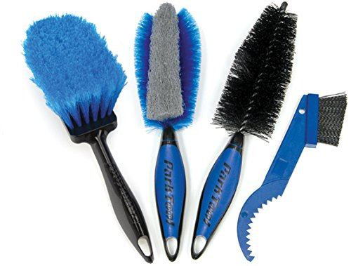 Park Tool Bike Cleaning Brush Kit (Best Mountain Bike Hubs)