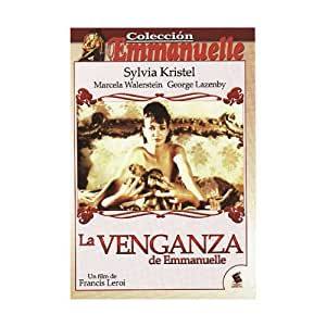 Colección Emmanuelle: La venganza de Emmanuelle [DVD]