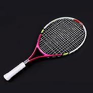 Single Kids Tennis Racket, Durable String Tennis Racquet for Kids Training Practice