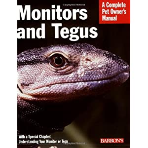 Monitors and Tegus (Complete Pet Owner's Manual) 25