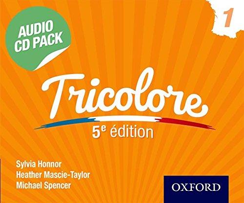Tricolore 5e edition Audio CD Pack 1 pdf epub