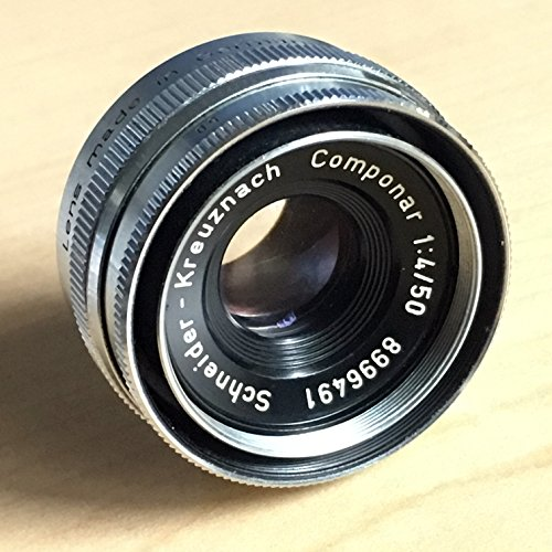 - Componon 1:4/50mm Enlarging Lens