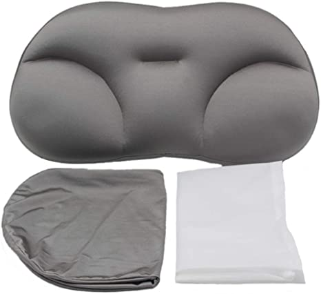 DEEP SLEEP 3D PILLOW PAIN RELEASE FOAM SOFT ORTHOPEDIC NECK PILLOW ALL-ROUND