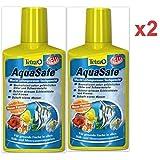 Tetra Aquasafe Water Conditioner 500ml x 2