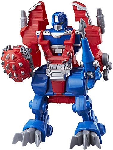 dinosaur robot transformer - 4