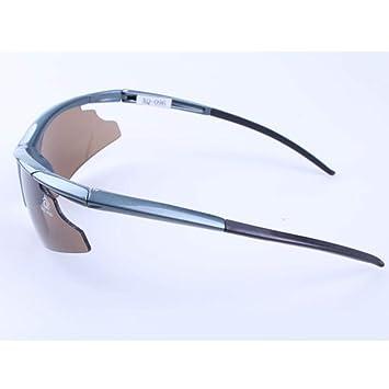 Gquan - Gafas de sol protectoras para hombre y mujer, gafas de sol polarizadas para deportes al aire libre: Amazon.es: Hogar