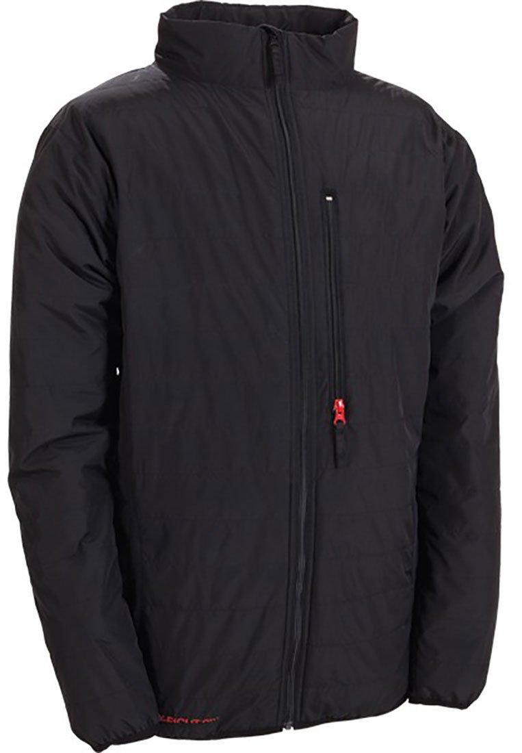 686 Mens Mannual Warp Jacket Packable Black Large