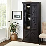 American Heartland Rustic Double Door Pantry
