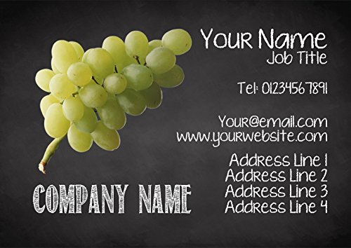 Business Grape Cards Business Grape Personalized Personalized YxIHEz