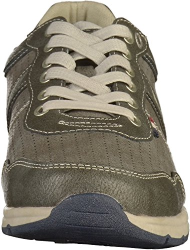 4106 308 Gris Baskets Mustang Hommes wXzYTx11