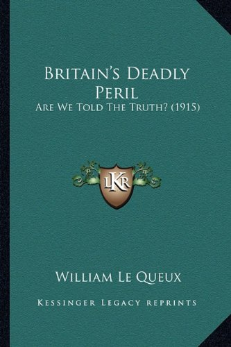 Britains Deadly Peril