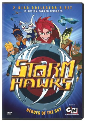 Storm Hawks Collector's Set: Heroes of the - Pictures Sunglasses Cartoon