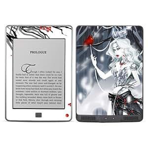 Diabloskinz B0072 - 0003-0028 invierno pollachius vinilo adhesivo para Amazon Kindle Touch