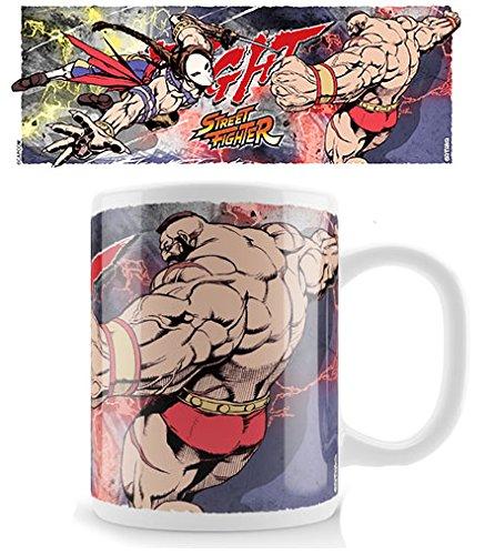 Nekowear Street Fighter Mug Vega Fight Zangief Calici Tazze