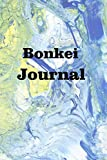 Bonkei Journal: Keep track of your Bonkei (盆景) Japanese tray landscape
