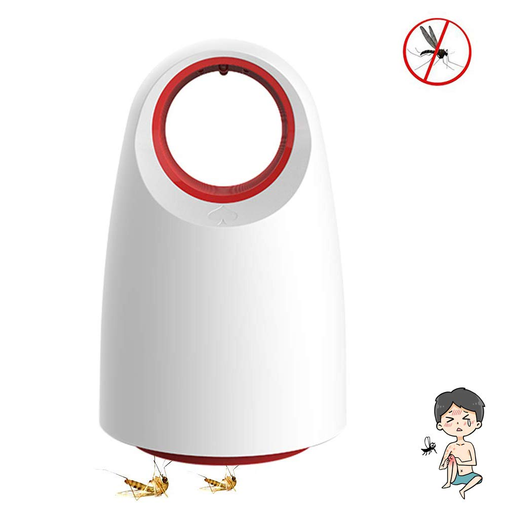 Electronic Insect Killer,Mosquito Repellent Insect Killer,Smart LED Fly Killer,Indoor Insect Trap Mosquito Killer,Non Toxic, Chemical-Free, Non-radiative,for Indoor Outdoor