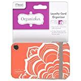 Mead Organizher Loyalty Card Organizer, 2-1/2'' x 4-1/4'' (WUN10138)