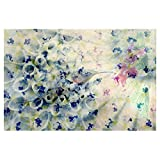 Humming by Parvez Taj Painting Print on Wrapped Canvas -