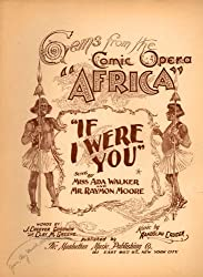 Afro-American Ode Music Shett (1850-1920) #4 (English Edition)