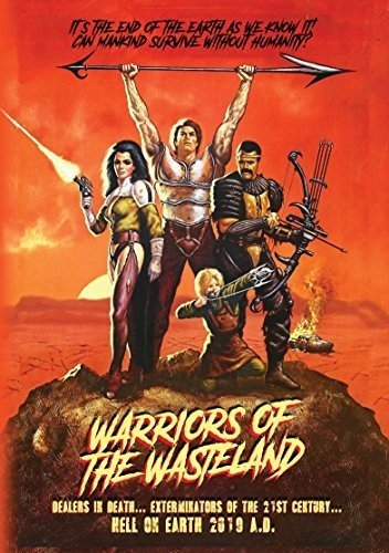 DVD : Warriors Of The Wasteland (DVD)