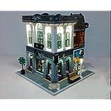 Brick Bank LED Lighting Kit for lego 10251 (lego set not included)