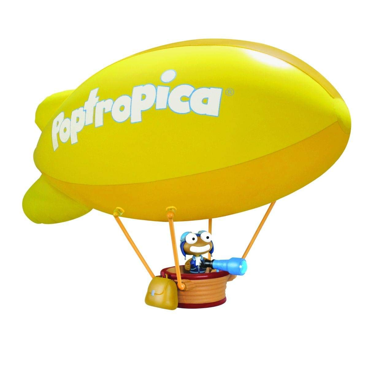 Poptropica 30 Inch Deluxe Toy Playset Inflatable Blimp