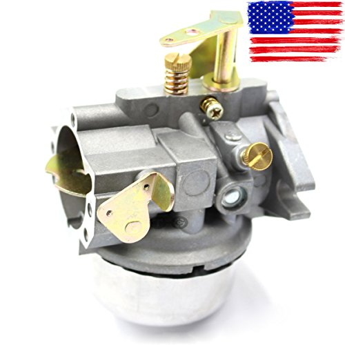 (amaebvivison New Carburetor for Kohler K241 K301 Cast Iron 10hp 12hp Engines Replace #26 Carb/RM#G4H4E54 E4R46T32499717)