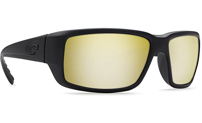 3eb85fcdb80e2 Image Unavailable. Image not available for. Color  Costa Del Mar 580g  FANTAIL Blackout Sunglasses