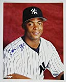 Autographed Homer Bush Photo - 8x10 Memories Hologram - Mounted Memories Certified - Autographed MLB Photos