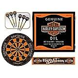 Harley-Davidson 61992 Oil Can Dart Cabinet Kit