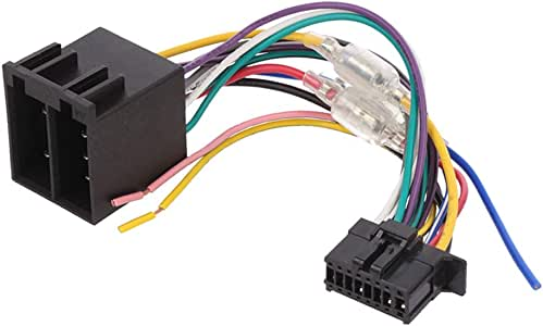 NEW 16 Pin WIRE PLUG HARNESS for PIONEER MVHAV290BT Player