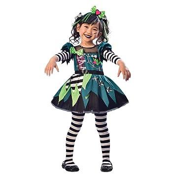 Amscan Kleines Fraulein Frankenstein Halloween Kostum Kinder