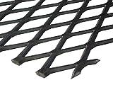 Online Metal Supply Steel Expanded Metal Sheet Flattened (3/4#13) .078'' x 24'' x 36''