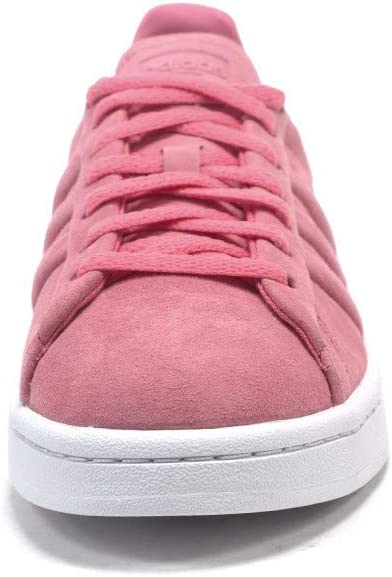 Adidas Campus Stitch and Turn Sneakers voor dames roze, wit, roze, wit.