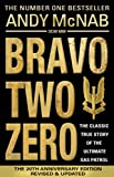 Front cover for the book Bravo Two Zero by Andy McNab