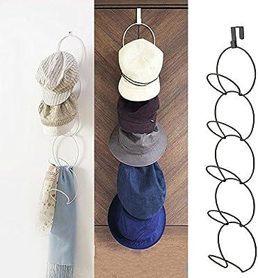 sobre la puerta sombreros para gorras de béisbol, sombrero ...