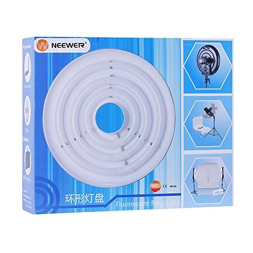 Neewer 750W 5400K Built-in Ballast Dimmable Daylight Cool Ph