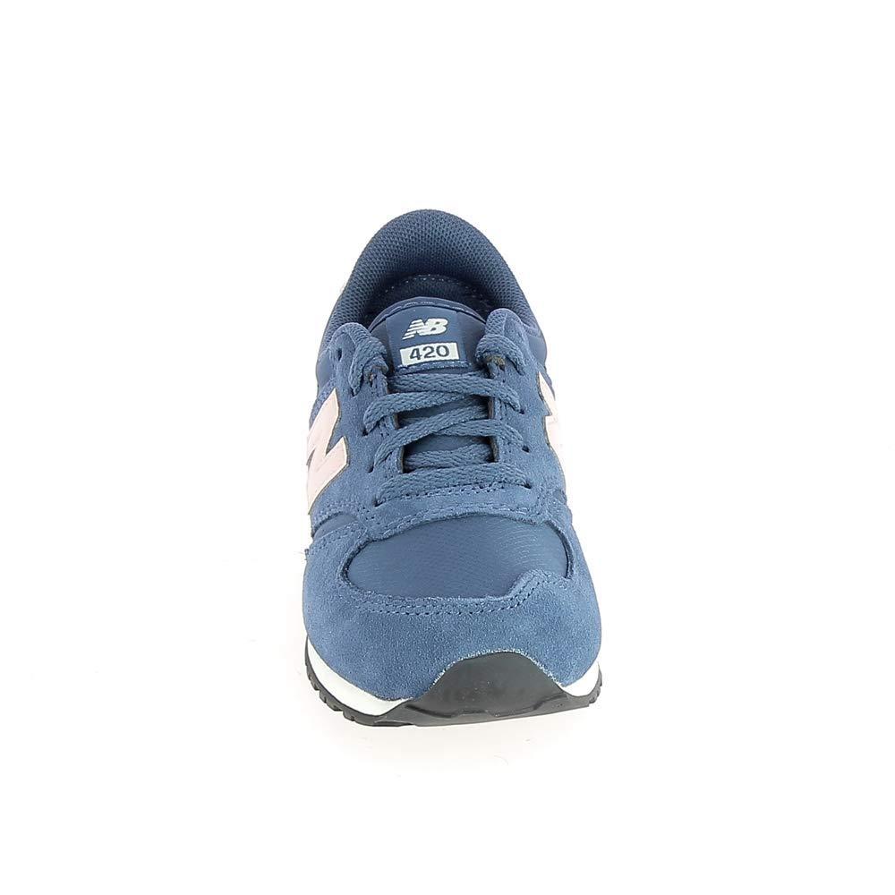 1aa2d3840483 New Balance 420 C Bleu Rose