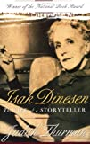 Front cover for the book Isak Dinesen: The Life of a Storyteller by Judith Thurman
