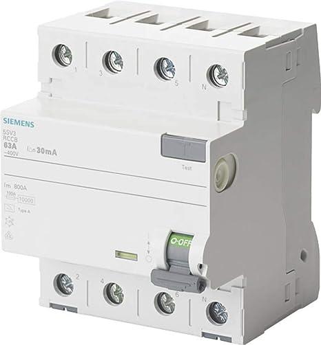 FI Schutzschalter Siemens