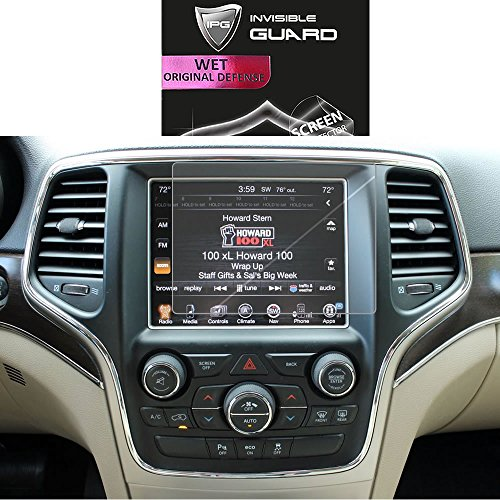 For Jeep Grand Cherokee 2017 8.4