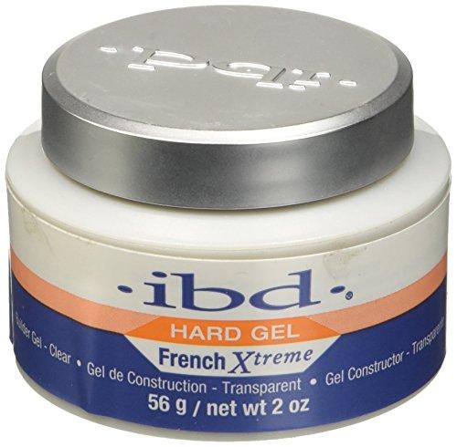 (IBD False Nails Xtreme Clear Gel 39022, 2 Ounce)