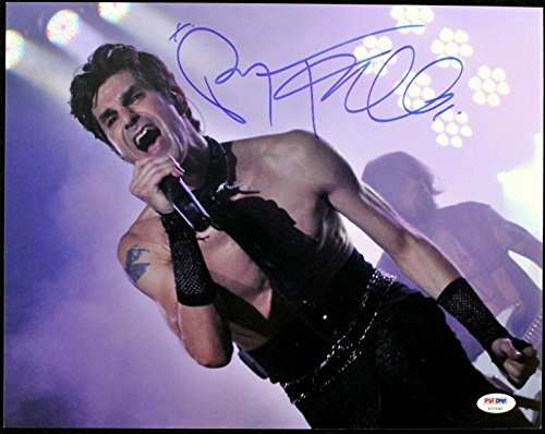 Perry Farrell Jane'S Addiction Autographed Authentic 11x14 Photo - PSA/DNA Authentic