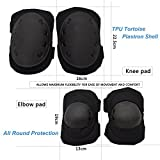 ISEYMI Military Tactical Knee Pad Elbow Pad Set