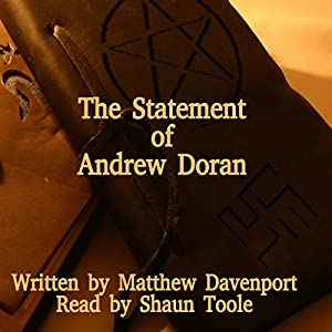 The Statement of Andrew Doran Audiobook