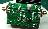 FidgetFidget Power Amplifier 1MHz-500MHZ 1.5W HF FM VHF UHF RF for ham radio + Heatsink