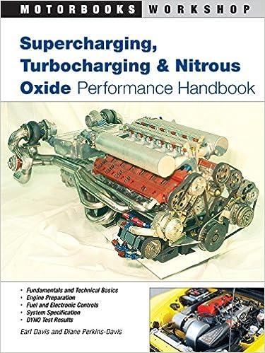 Forum-kirjat ladataan Supercharging, Turbocharging and Nitrous Oxide Performance (Motorbooks Workshop) PDF PDB